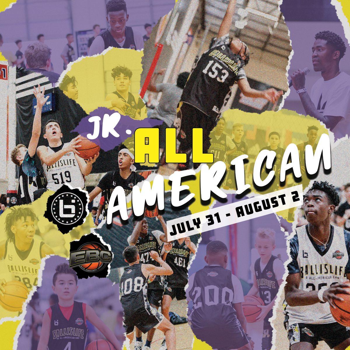 Jr All American Camp